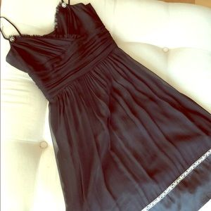 Black Chinese laundry dress